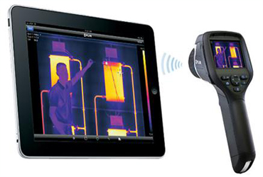 Thermographic-testings