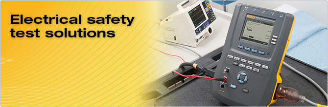 Electrical Safety Testing / Electrical Safety Analyzers