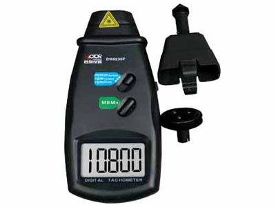 Tacho Meters Calibration