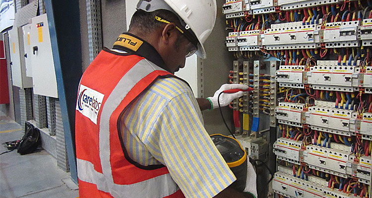 Electrical Safety Audit Service Company in Dubai - UAE