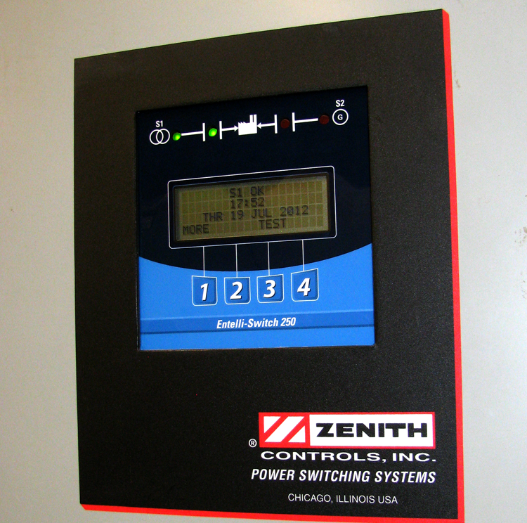 What is Automatic Transfer Switch Testing & How is it Done ... Wiring Diagram Control Standard Genset Mins on